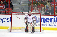 TJ Wood Shutout Verizon Ctr. 1/24/13